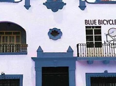 Blue Bicycle House, Querétaro