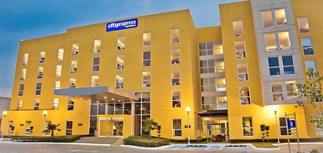 Hotel city express central de abastos ciudad de m xico for Gimnasio abastos