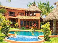 Casa Luna Del Mar, Troncones
