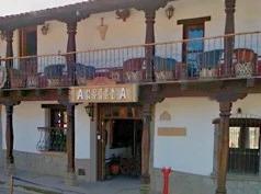 Hostería La Antigua, Tapalpa