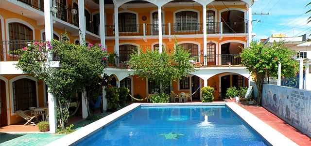 Hostal Don Luis, Tecolutla