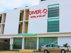 Diverxo Hotel Y Villas, Tuxtla Gutiérrez