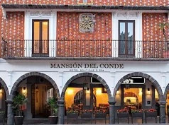 Mansión Del Conde, Atlixco