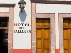 Del Callejón, Morelia