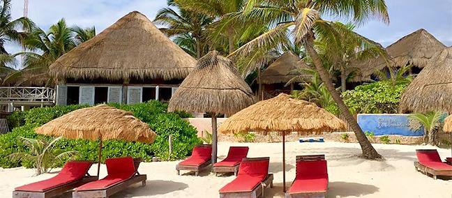 calaluna hotel tulum mexico. Black Bedroom Furniture Sets. Home Design Ideas