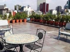 Suites Oklahoma, Ciudad de México