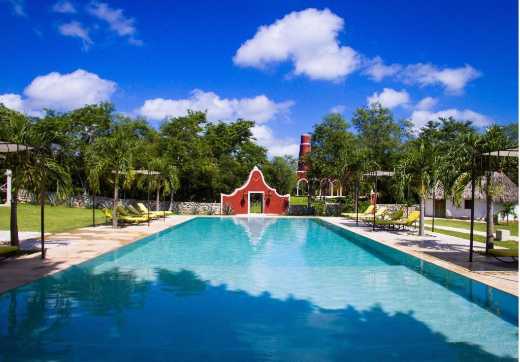 Hacienda Ticum, Haciendas de Yucatán