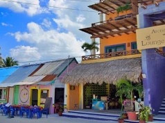 Arena, Holbox