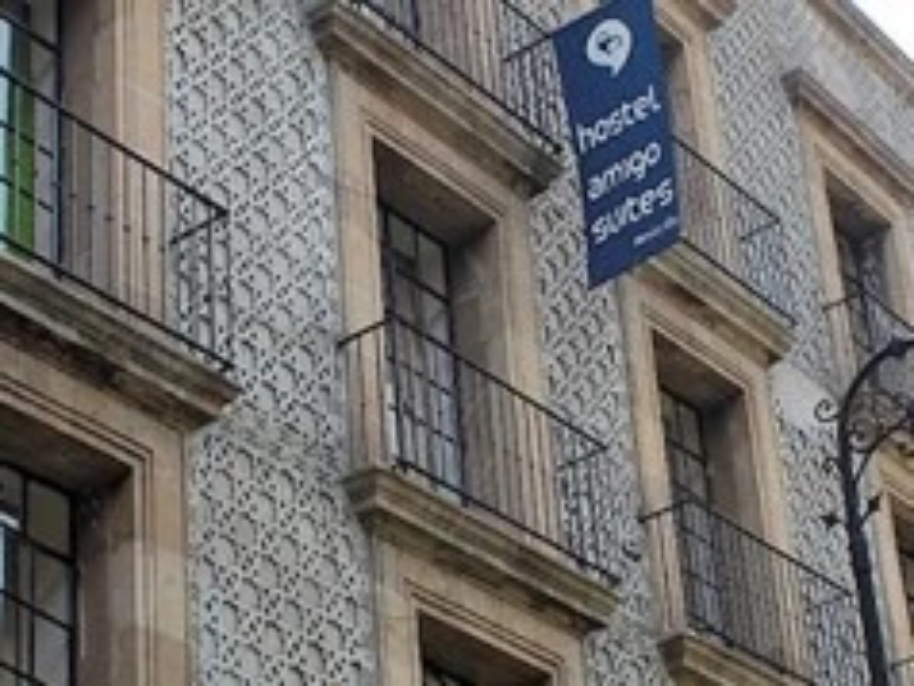 Hostel Amigo Suites, Ciudad de México