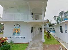Punta Diamante, Tecolutla