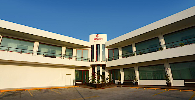 Luxury Hotel Boutique, Pachuca