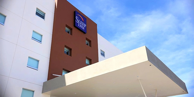 Sleep Inn Tijuana