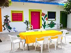 Hostel Alcatraces, Cancún