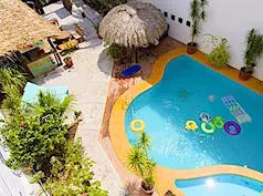 Bonobo Surf House, Puerto Escondido