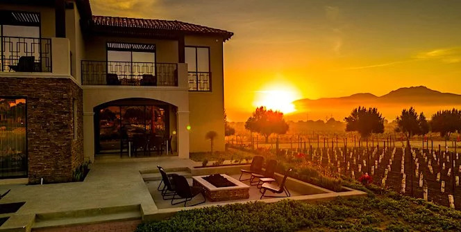 El Cielo Winery Resort, Valle de Guadalupe