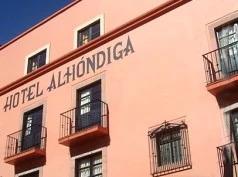 Alhóndiga, Guanajuato