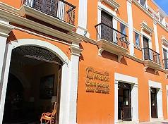Mision Campeche America Centro Historico