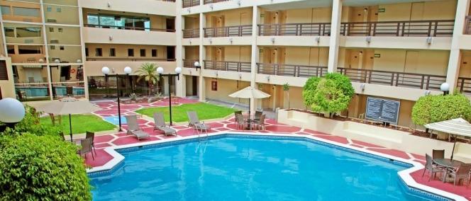 Araiza hermosillo hotel hermosillo mexico for Pool show 5168