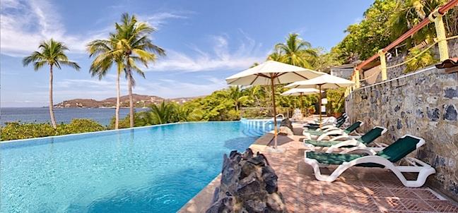 Catalina Beach Resort Hotel Ixtapa