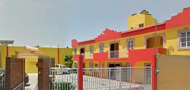 Hotel Castillo, Texcoco.