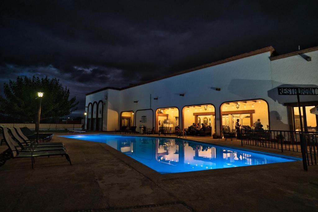 Hacienda, Nuevo Casas Grandes