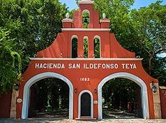 Hacienda Teya, Haciendas de Yucatán