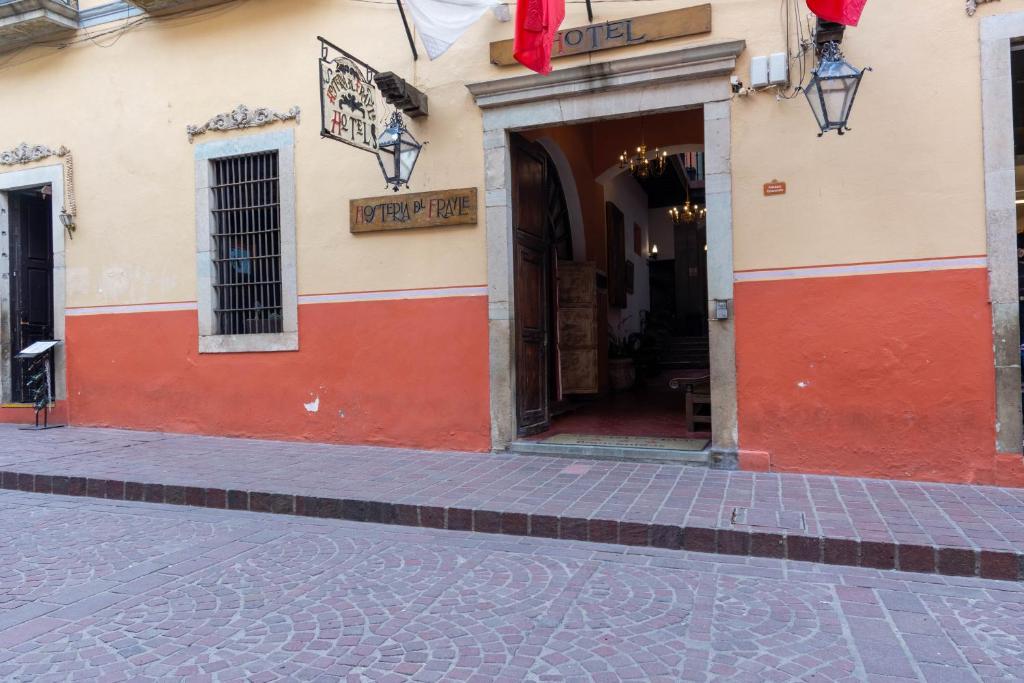 Hostería Del Frayle, Guanajuato