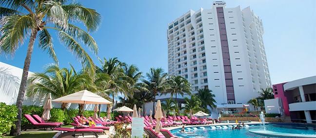 Krystal Grand Punta Cancun Hotel Cancun Quintana Roo Cheap