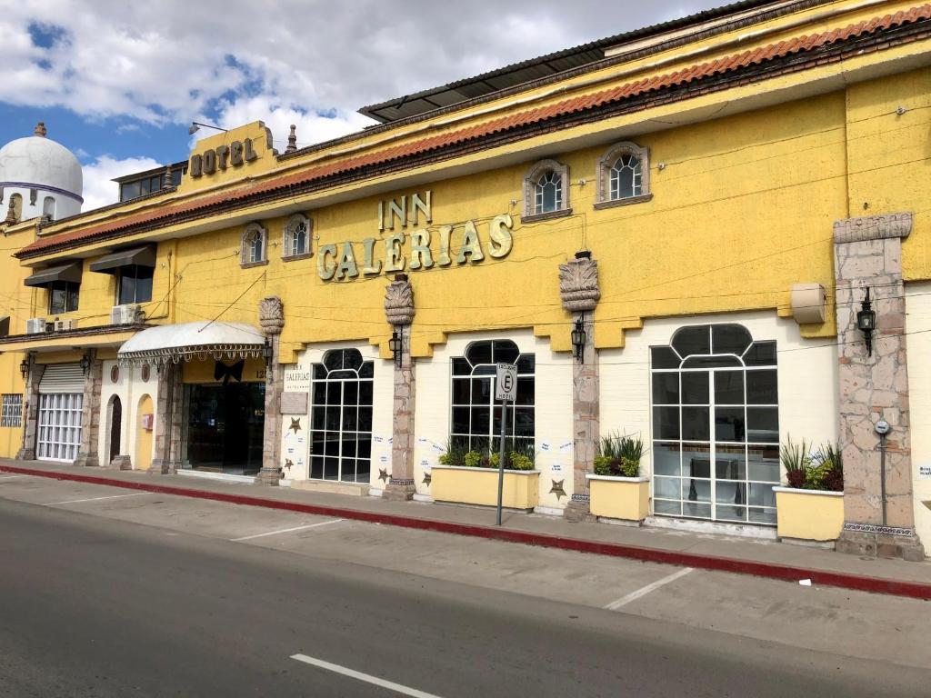 Inn Galerías, Aguascalientes