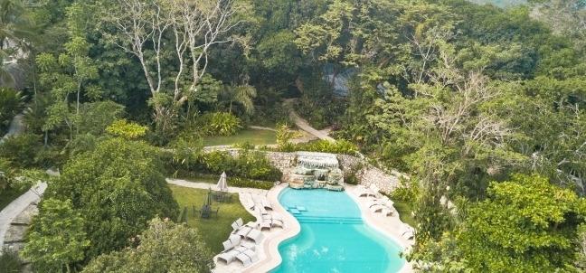 Jardines Aldea Palenque Jardines la Aldea Palenque