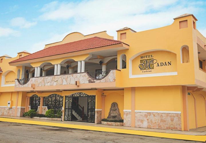 Madan, Cárdenas