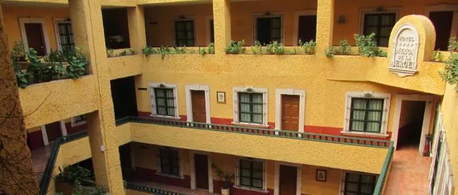 Hotel Mes 243 N De La Merced Zacatecas