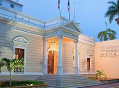 Mision Merida Panamericana, Mérida