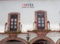 Misión San Manuel, Pátzcuaro