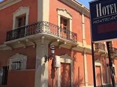 Nuevo Hotel Montecarlo, Los Mochis