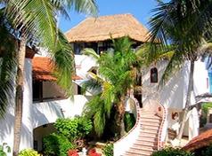 Pelícano Inn, Playa del Carmen