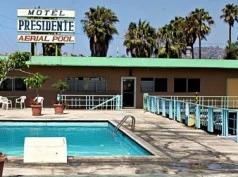 Presidente Motel, Ensenada