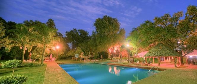 Hotel el marqu s guanajuato for 7 jardines guanajuato