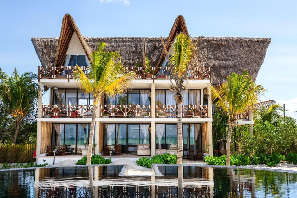 Villas Flamingos, Holbox