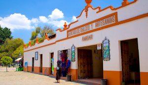Que hacer en San Cristóbal de las Casas, Mercado de Artesanías