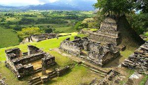 Que hacer en San Cristóbal de las Casas, Zona Arqueológica de Toniná
