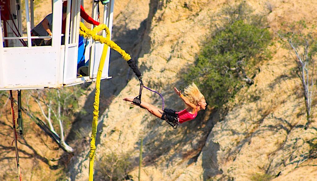 Qué hacer en Los Cabos, Wild Canyon