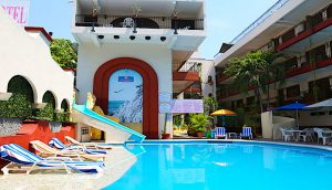 Hotel en Acapulco, María Eugenia