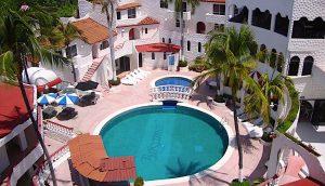 Hotel en Acapulco, Hotel Pacific Paradise