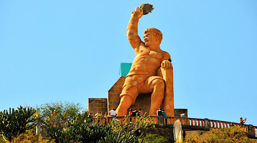 Qué hacer en Guanajuato, El Pípila