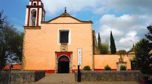 Qué hacer en Huasca de Ocampo, Iglesia de San Juan Bautista