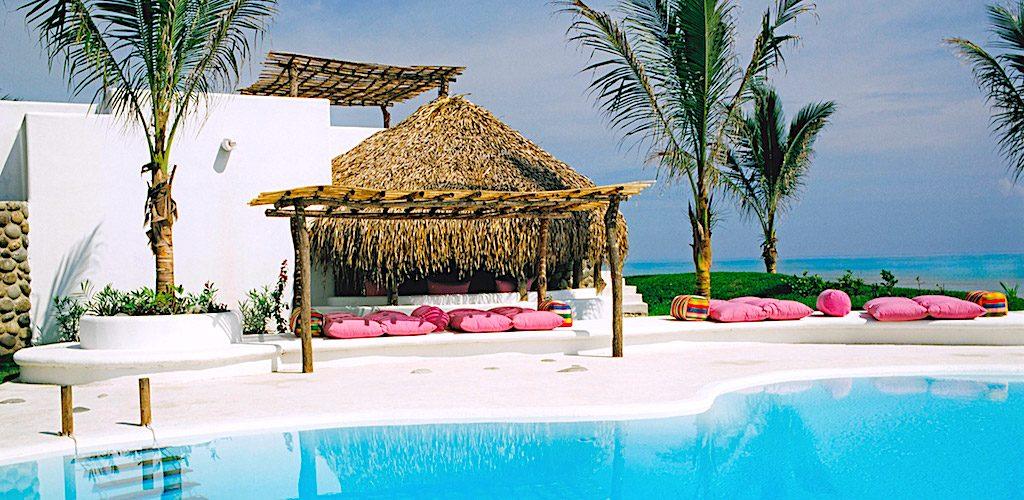 Hotel Azúcar en Costa Esmeralda en Veracruz
