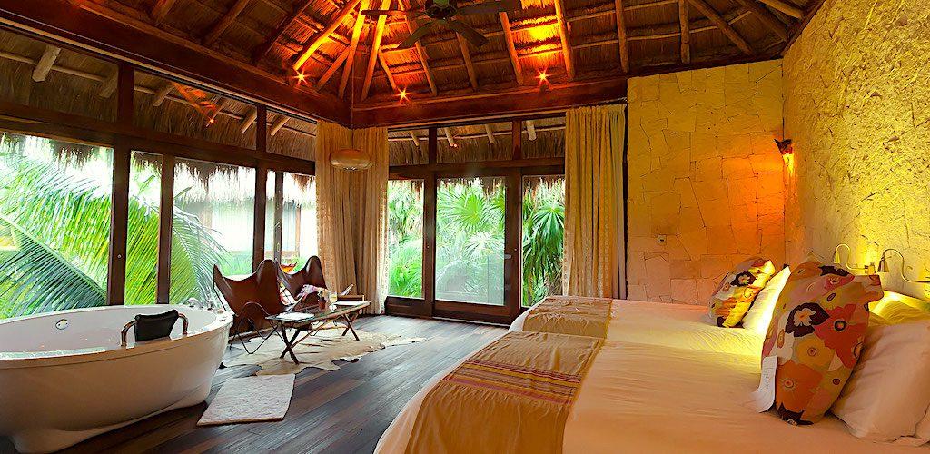 Hoteles Románticos en México
