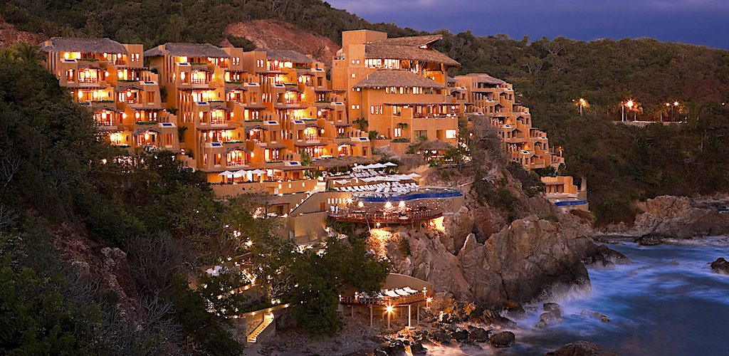 Hotel Cala de Mar en Ixtapa
