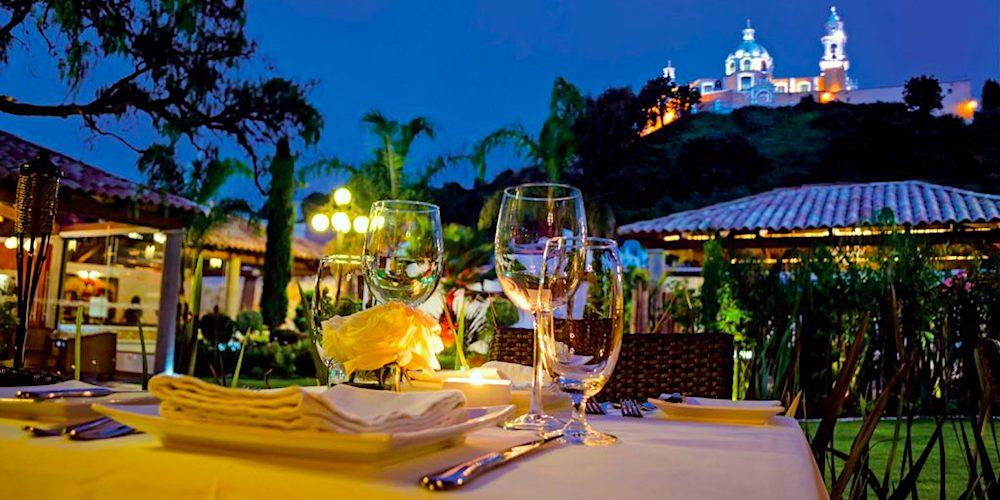Restaurante Ciudad Sagrada, Cholula